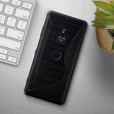 Avis Avizar Coque Noir S-Line pour Sony Xperia XZ3