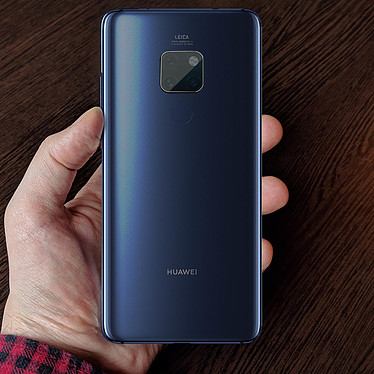Avizar Film verre trempé Transparent Lentille pour Huawei Mate 20 Film verre trempé Transparent pour lentille photo Huawei Mate 20