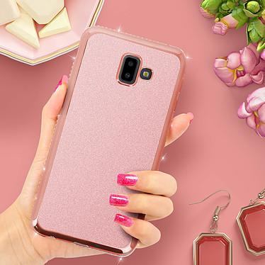 Acheter Avizar Coque Rose Champagne pour Samsung Galaxy J6 Plus