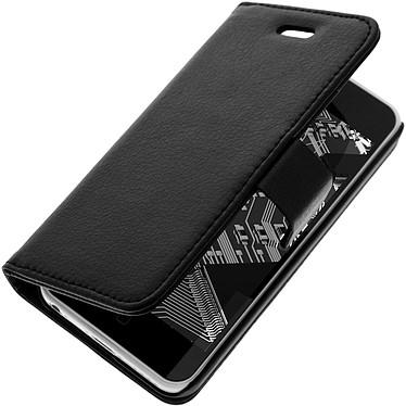 Avizar Etui folio Noir pour Apple iPhone 5C Etui folio Noir Apple iPhone 5C