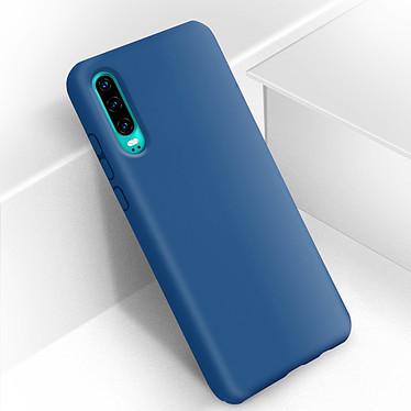 Avizar Coque Bleu pour Huawei P30 pas cher