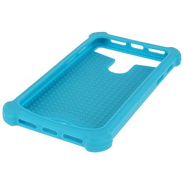 Avis Avizar Coque Turquoise pour Smartphones de 5.0' à 5.3'