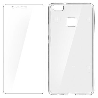 Avizar Coque Transparent pour Huawei P9 Lite pas cher