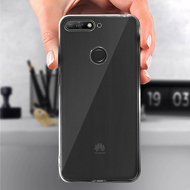 Avis Avizar Pack protection Transparent pour Huawei Y6 2018