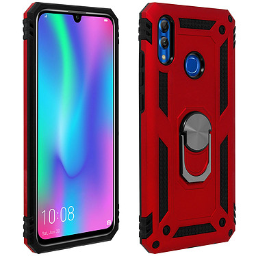 Avizar Coque Rouge pour Huawei P Smart 2019 , Honor 10 Lite Coque Rouge Huawei P Smart 2019 , Honor 10 Lite