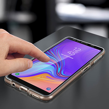 Acheter Avizar Coque Transparent Intégrale pour Samsung Galaxy A7 2018