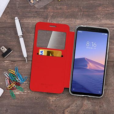 Acheter Avizar Etui folio Rouge pour Xiaomi Redmi 6A , Xiaomi Redmi 6