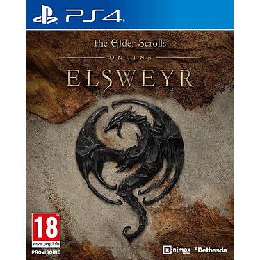 Elder Scolls on line Elsweyr (PS4) Jeu PS4 Action-Aventure 18 ans et plus