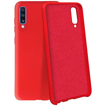 Avizar Coque Rouge pour Samsung Galaxy A70 pas cher