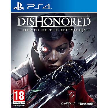 Dishonored La Mort de l Outsider (PS4) Jeu PS4 Action-Aventure 18 ans et plus