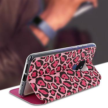 Avis Avizar Etui folio Rose pour Huawei Mate 20