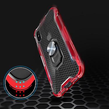 Avis Avizar Coque Rouge Contours Bumper pour Apple iPhone XS Max