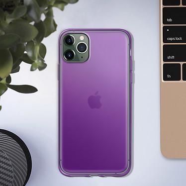 Acheter Avizar Coque Violet Souple pour Apple iPhone 11 Pro Max