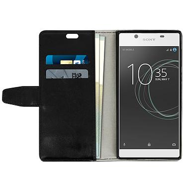 Acheter Avizar Etui folio Noir pour Sony Xperia L1