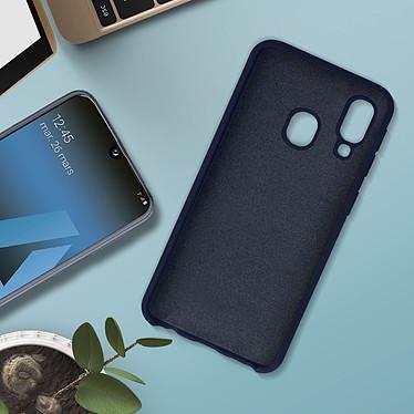 Acheter Avizar Coque Bleu Nuit pour Samsung Galaxy A40