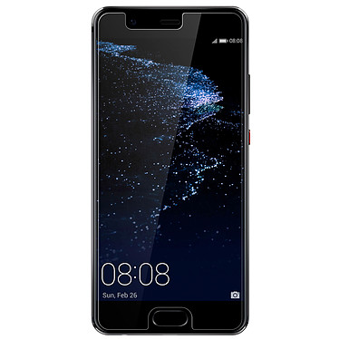 Avizar Film verre trempé Transparent pour Huawei P10 pas cher