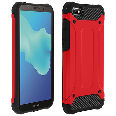 Avizar Coque Rouge pour Huawei Y5 2018 , Honor 7S pas cher