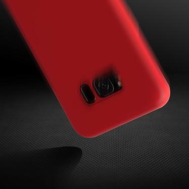 Avis Avizar Coque Rouge pour Samsung Galaxy S8 Plus