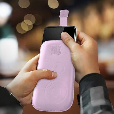 Acheter Avizar Etui slim Violet pour Tous les appareils de 130 mm de longueur et de 70 mm de largeur maximum