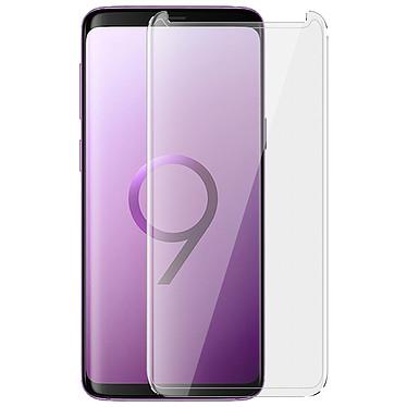 Avizar Film verre trempé Transparent pour Samsung Galaxy S9 Film verre trempé Transparent Samsung Galaxy S9