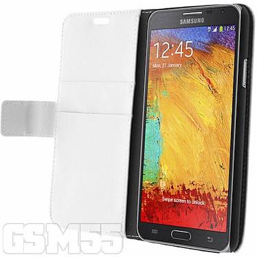 Acheter Avizar Etui folio Blanc pour Samsung Galaxy Note 3 Lite
