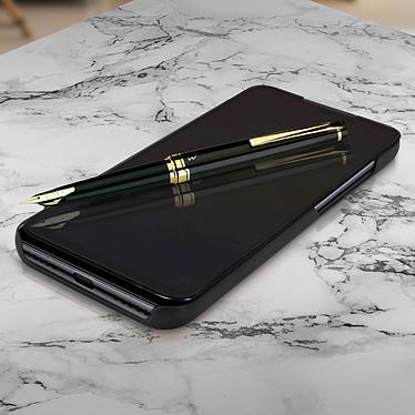 Avizar Etui folio Noir pour Xiaomi Redmi Note 7 pas cher