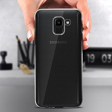 Acheter Avizar Coque Transparent Silicone pour Samsung Galaxy J6