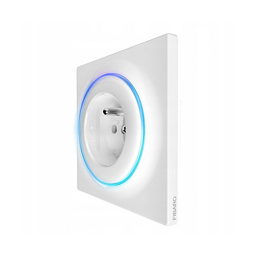 Avis Prise intelligente encastrée Z-Wave+ - Walli Outlet Type E - Fibaro