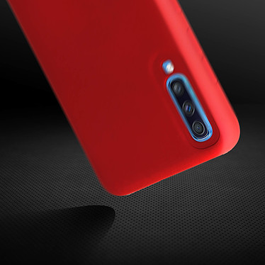 Avis Avizar Coque Rouge pour Samsung Galaxy A70