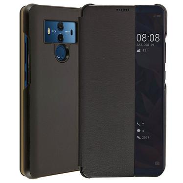Avizar Etui folio Marron pour Huawei Mate 10 Pro pas cher