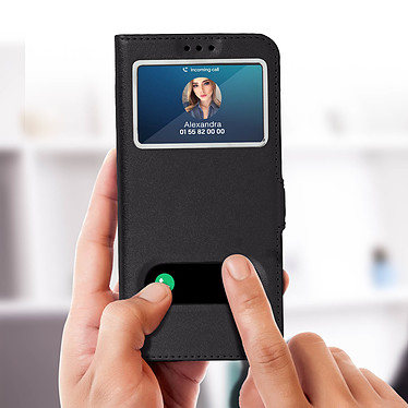 Acheter Avizar Etui folio Noir pour Samsung Galaxy S10 Plus