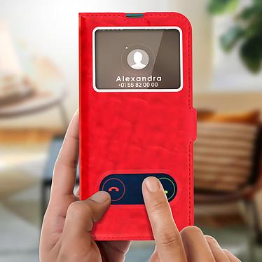 Avis Avizar Etui folio Rouge pour Huawei P Smart Z , Honor 9X