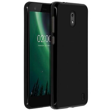 Avizar Coque Noir pour Nokia 2 pas cher