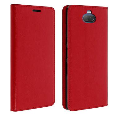 Avizar Etui folio Rouge pour Sony Xperia 10 Etui folio Rouge Sony Xperia 10