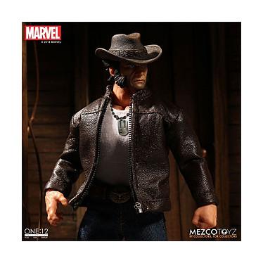 Marvel Universe - Figurine 1/12 Logan 16 cm Figurine 1/12 Marvel Universe, modèle Logan 16 cm.