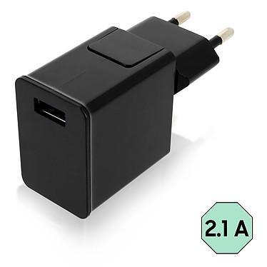 Avizar Chargeur secteur Noir pour Tous les appareils équipés d'un port micro USB Chargeur secteur Noir Tous les appareils équipés d'un port micro USB