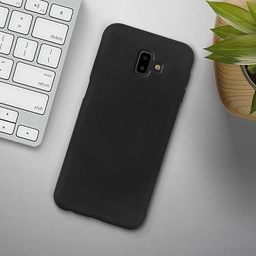 Acheter Avizar Coque Noir Souple pour Samsung Galaxy J6 Plus