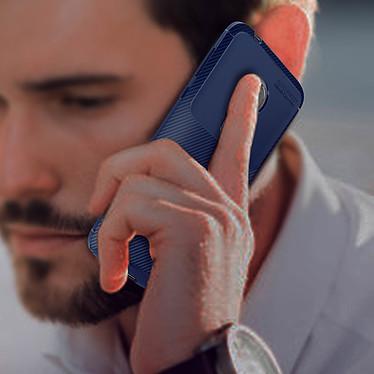 Acheter Avizar Coque Bleu Nuit pour Motorola Moto G7 Power
