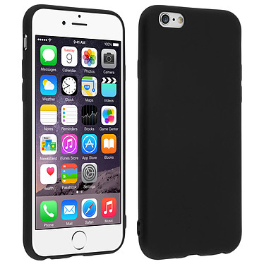 Avizar Coque Noir pour Apple iPhone 6 , Apple iPhone 6S Coque Noir Apple iPhone 6 , Apple iPhone 6S
