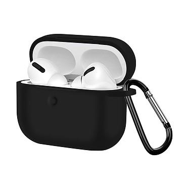 Avizar Coque Noir pour Apple AirPods Pro Coque Noir Apple AirPods Pro