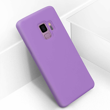 Avizar Coque Violet pour Samsung Galaxy S9 pas cher