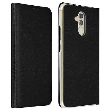 Avizar Etui folio Noir Éco-cuir pour Huawei Mate 20 Lite Etui folio Noir éco-cuir Huawei Mate 20 Lite