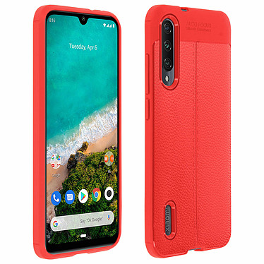 Avizar Coque Rouge pour Xiaomi Mi A3 Coque Rouge Xiaomi Mi A3