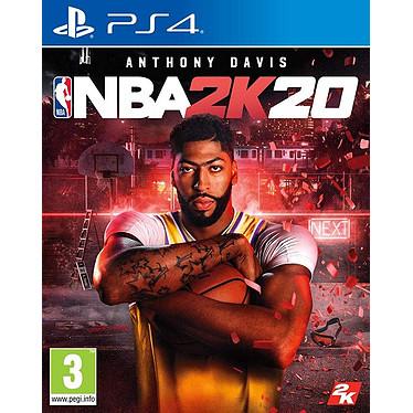NBA 2K20 (PS4) Jeu PS4 Sport 3 ans et plus