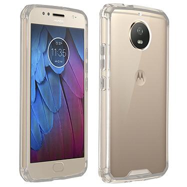 Avizar Coque Transparent pour Motorola Moto G5S Coque Transparent Motorola Moto G5S