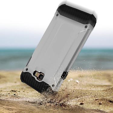 Avis Avizar Coque Argent pour Samsung Galaxy J4 Plus