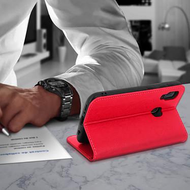 Avis Avizar Etui folio Rouge pour Samsung Galaxy A20e