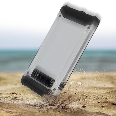 Avis Avizar Coque Argent pour Samsung Galaxy S10 Plus