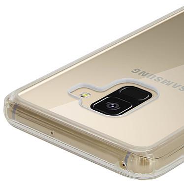 Avis Avizar Coque Transparent Bi-matières pour Samsung Galaxy A8