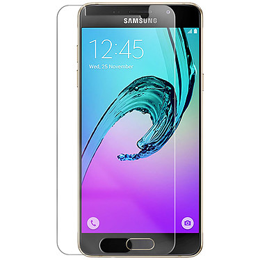 Avizar Film verre trempé Transparent pour Samsung Galaxy A5 2016 Film verre trempé Transparent Samsung Galaxy A5 2016